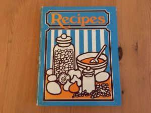 Mums recipe book