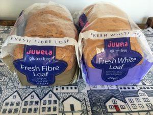 Juvela gluten free bread