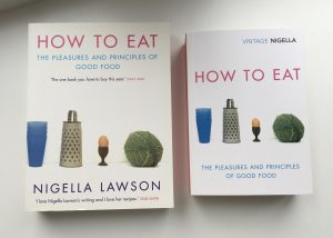 Picture of Nigella Lawson How To Eat book