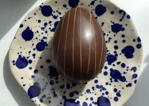 Buttermilk Free From choc orange egg