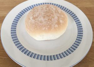 Morrisons gluten free white roll