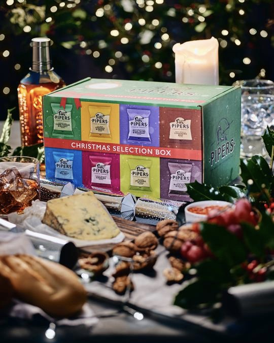 Pipers selection box